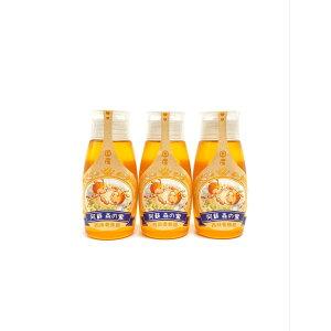 【お得な3本セット】 「蜂蜜専用チューブ」 国産純粋阿蘇森の蜜 百花蜂蜜 500g×3本 西岡養蜂園 にしおか 非加熱