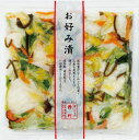 【西利・お好み漬 114g】 【漬物・京都・白菜・京漬物・浅漬・しめじ】