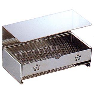 屋根付引き出し線香皿(香炉皿) Aタイプ