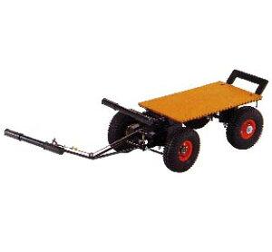 石材運搬車 万能小型馬力車M型(空気タイヤ)【表示送料は北海道・沖縄・離島を除く】【代金引換・後払い決済不可】