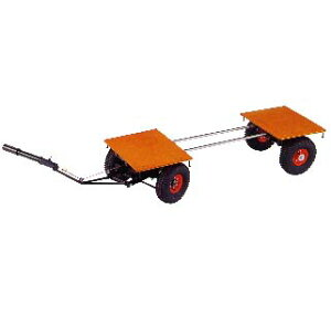 石材運搬車 伸縮小型馬力車S型(空気タイヤ)【表示送料は北海道・沖縄・離島を除く】【代金引換・後払い決済不可】