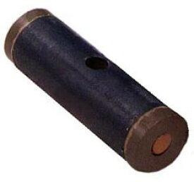超硬ゲンノウ(玄能)両面・標準柄穴 中心穴ありチップ 直径φ50mm 厚さ12mm 重量 約2.5kg