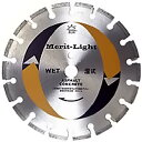 """旭ダイヤモンド工業(SUN)コンクリートカッターメリットライト(Merit-Light) 直径305mm(12"""") 刃厚2.8mm 穴径27mm"""