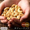ナッツ カシューナッツ 1kg(500g×2) 送料無料 無塩 無添加 素焼きカシューナッツ [ 素焼き ロースト カシュー ナッツ…