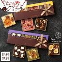 バレンタイン チョコ 2021 送料無料 どどどきゅんとショコラ 2種類から1個選べる! (チョコ3種入り) [ バレンタイン …
