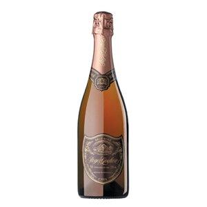 ロジャーグラートカヴァロゼブリュット[泡・ロゼ・スペイン]某人気テレビ番組のワイン飲み比べで、15万円のドンペリに勝ったカヴァ ギフト プレゼント 750ML