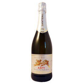 【イタリアナンバー1】天使のアスティ 甘口 スパークリング ワイン 白 サンテロ ギフト プレゼント 750ML