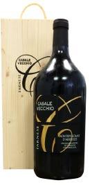 【3L】木箱入り カサーレ ヴェッキオ モンテプルチアーノダブルッツオ DOC ファルネーゼ 【ヴィンテージは順次変わります】 ワイン wine