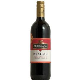 テンプラニーリョドラゴン  世界最大ワインコンクールである『インターナショナル・ワイン・チャレンジ』で[2003]年ヴィンテージが『グレート・ヴァリュー・レッド・ワイン・オブ・ザ・イヤー』に選ばれる! ギフト プレゼント 750ML