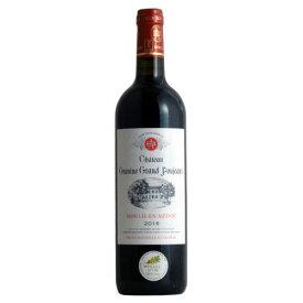 シャトー・グラナン・グラン・プジョー[2016]赤 金賞 格上 フランス ボルドー 木樽熟成 ギフト プレゼント ワイン 赤ワイン