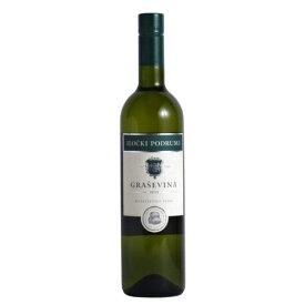 グラシェヴィーナ・セレクテッド イロチュキ・ポドゥルミ【ヴィンテージは順次変わります】クロアチア 白ワイン ギフト 750ML