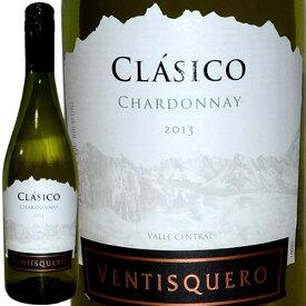 当店お勧め白部門コスパナンバーワンヴェンティスケーロ・シャルドネ・クラシコチリワイン【ヴィンテージは順次変わります】ワインwine ギフト プレゼント