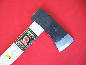 西山商会特製 薪割斧「金太郎」 1300g 90cm柄付き