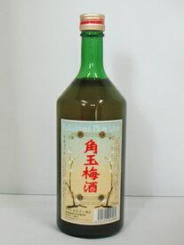 角玉梅酒 750ml