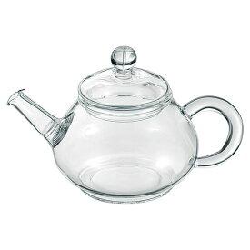 シンプル ティーポット/キッチン用品 【150ml】 耐熱ガラス製 『アサヒ』 〔台所 キッチン〕