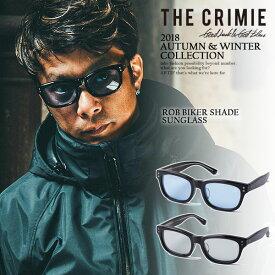クライミー CRIMIE ROB BIKER SHADE SUNGLASS c1k1-cxac-rb01 メンズ レディース サングラス ウェリントン バイカー ストリート 送料無料
