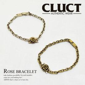 クラクト CLUCT ROSE BRACELET cluct メンズ レディース アクセサリー ローズブレスレット 送料無料 ストリート
