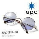 ジーディーシー GDC WANDERLUST GGDC gdc メンズ レディース 眼鏡 サングラス 丸メガネ wanderlust ストリート系 ファ…