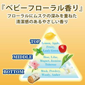 ベビーフローラルの香り【税抜3,000円以上で送料無料!】【消臭・抗菌】