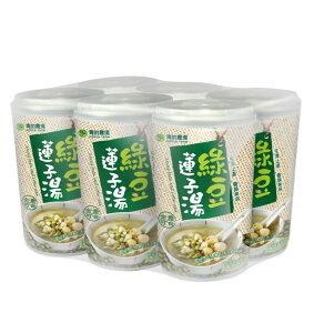 スープ 中華スープ 台湾製品 小豆玄米スープ 【送料無料】 320gr6缶4組1箱 取り寄せ品 代引不可