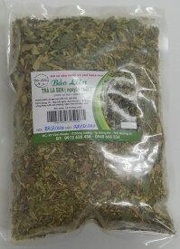 【ベトナム土産】【[蓮の葉茶】 ベトナム蓮の葉茶 ハーブ茶 健康茶 蓮の葉100% 機械刻み細切り緑茶タイプ 、蓮は睡蓮安静と眠りのお茶 約300grセット 【写真は参考例:内容は生産農家により粉の含有量が異なります】包装変更あり
