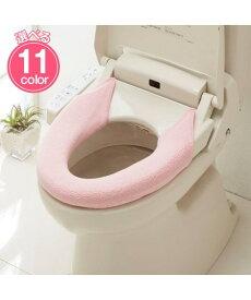 ふんわりフィット便座 カバー 特殊型 洗浄・暖房型 年中 トイレ ピンク〜ローズ 特殊型 洗浄・暖房型 ニッセン