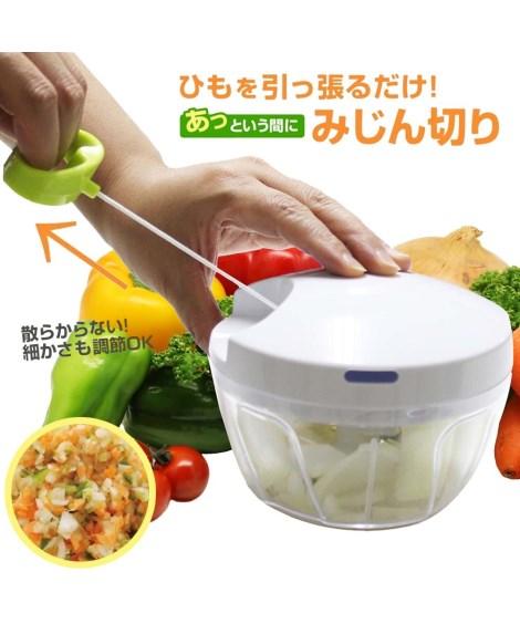 キッチン用品・調理器具 ぶんぶんチョッパー ニッセン nissen
