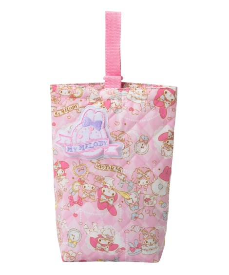 【エントリーでポイント5倍】 バッグ(鞄) シューズケース(ハミングミント・ぼんぼんりぼん・キキララ・マイメロディ・もちもちぱんだ) ニッセン nissen