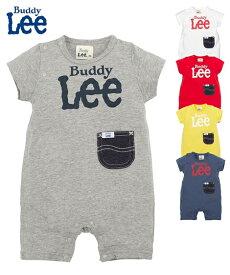 e19379129d20e BUDDY Lee ベビー Buddy Lee カラバリ豊富な 半袖 カバー オール 男の子 女の子 子供服・