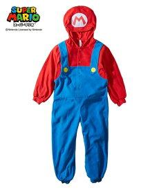 パジャマ キッズ スーパーマリオ 変身 着ぐるみ 男の子 女の子 子供服 マリオ 身長110/130/150cm ニッセン