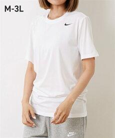 【スポーツ】 ナイキ 718834 DRI-FITレジェンドTシャツ(男女兼用) メンズ レディス M/L/LL/3L 大きいサイズメンズ 半袖Tシャツ トップス ニッセン NIKE 【brand】 【ポイント倍付け中!】