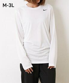 【スポーツ】 ナイキ 718838 DRI-FITレジェンドロングTシャツ(男女兼用) メンズ レディス M/L/LL/3L 大きいサイズ メンズ トップス ニッセン NIKE 【brand】 【ポイント倍付け中!】
