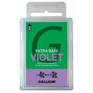 ガリウム GALLIUM EXTRA BASE VIOLET(100g) SW2075 【店頭受取対応商品】[GLS30]