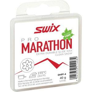 スウィックス SWIX PRO Marathon Glide Wax マラソン(40g) DHFF 【店頭受取対応商品】
