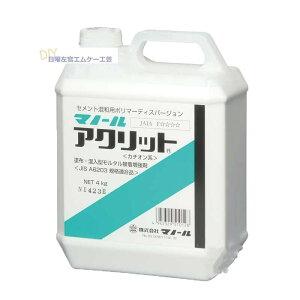 マノールアクリット 4kg/缶