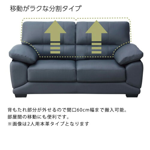 コーナーソファ(ウォール2)ニトリ【配送員設置】【5年保証】