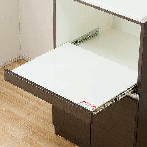 キッチンボード(レジューム60TF-HDBR/60THDBR)ニトリ【配送員設置】【5年保証】