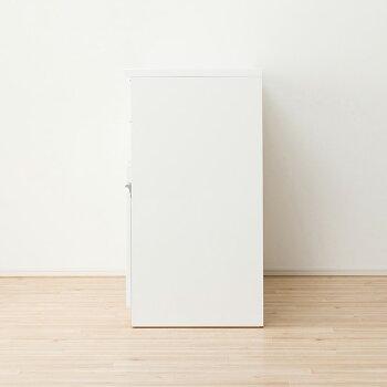 キッチンカウンター(レジューム150QH-RWH)ニトリ【配送員設置】【5年保証】