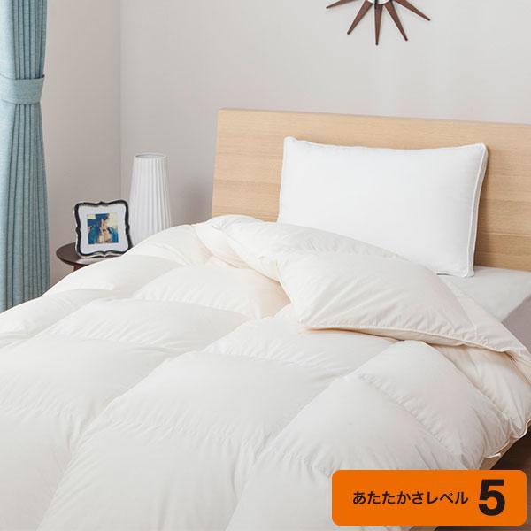 ホワイトダックダウン85%羽毛布団セミダブル 1.2kg(ムーンシャンテン2)ニトリ 【送料無料・玄関先迄納品】