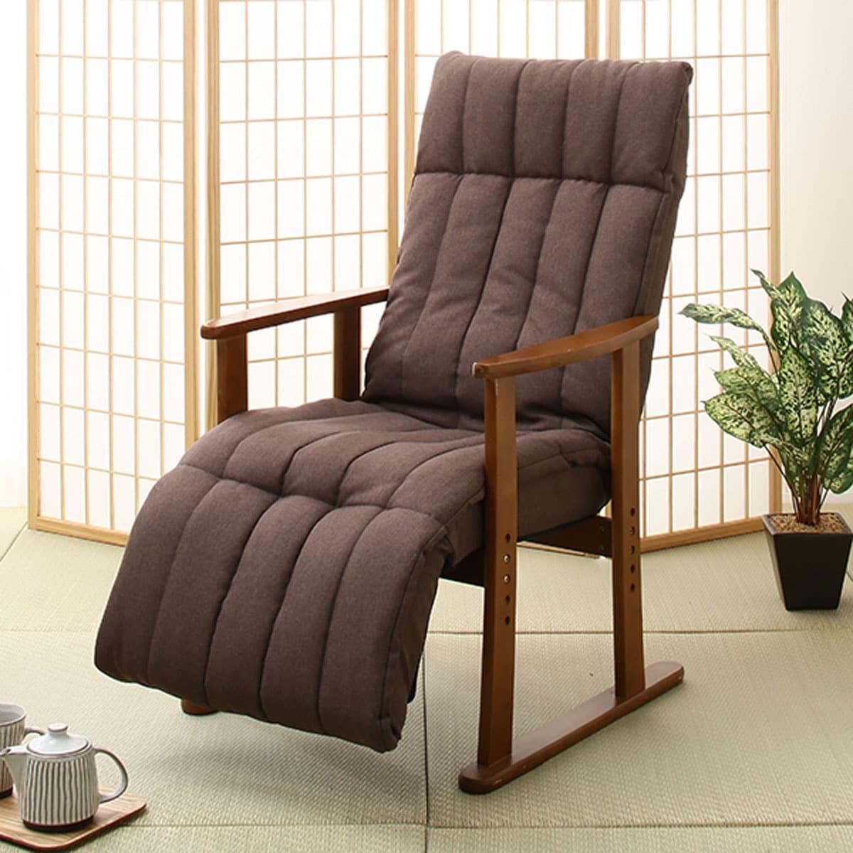 4段調整高座椅子(グランデ) ニトリ 【送料無料・玄関先迄納品】