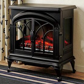 ワイド暖炉型ファンヒーター(BK18) ニトリ 【玄関先迄納品】 【1年保証】