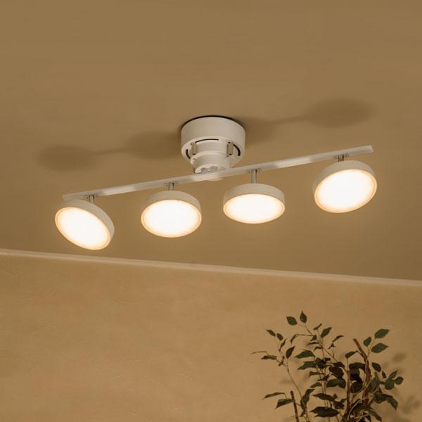 LEDシーリングライト キャトル(YY38W-4WW) ニトリ 【送料無料・玄関先迄納品】 【1年保証】