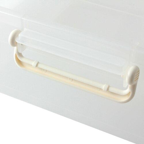 ベッド下収納キャスター付き6個セット(キャスターツキL)ニトリ【玄関先迄納品】