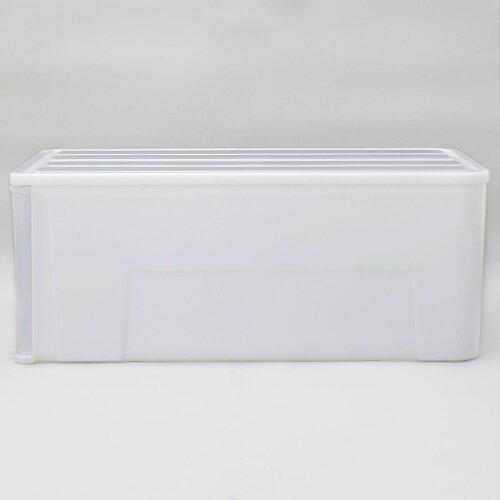 押入れ衣装ケース3個セット(セレスTNWオシイレL)
