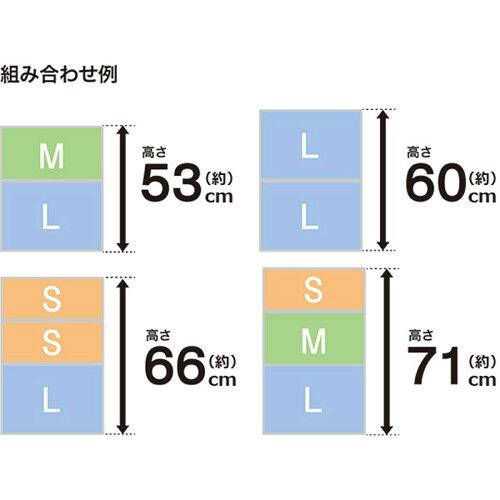 押入れ衣装ケース3個セット(セレスFDオシイレLH30)ニトリ【玄関先迄納品】【新生活】