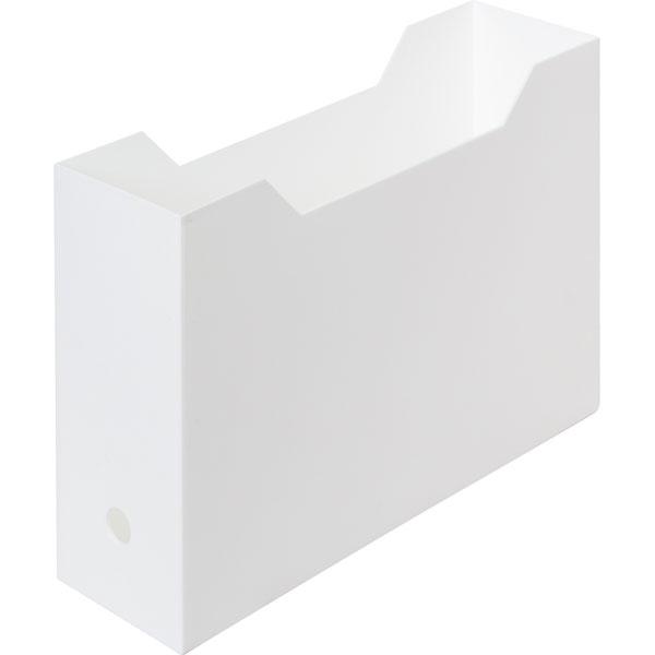 A4ファイルケース(オールホワイト)6個セット ニトリ 【送料有料・玄関先迄納品】