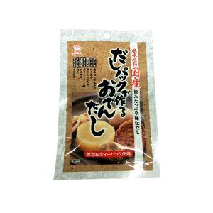 おでん だし 出汁 パック だしパック 和風だし 昆布 スープ 調味料 料理 簡単 袋 だしパックで作るおでんだし 8.8g×3袋