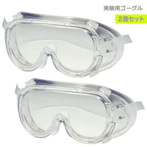 2個セット ゴーグル ウイルス対策 保護メガネ 花粉 飛沫防止 防塵 曇りにくい 安全 軽量 クリア 細菌 作業 実験 眼鏡 めがね 対応 女性 男女兼用 オーバーグラス