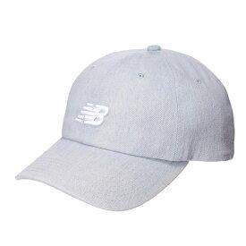 ニューバランス キャップ 帽子 6パネルカーブドブリムNBクラシックハット ブリーチデニム LAH91014 BCD メンズ レディース 国内正規品