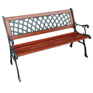 クロスベンチ 13001 ジャービス商事[F-628] 【送料無料】 ガーデンテーブル ガーデンチェア ガーデンファニチャー